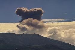 【桜島噴火】グリーンのビーム、これは今に始まったことじゃない。