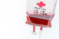 赤十字のどす黒い利権、生理食塩水で十分な効果、輸血はウルトラ大ペテン