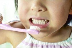 健康な白い歯